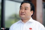Ông Hoàng Trung Hải làm Bí thư Thành ủy Hà Nội