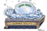 9 bức tranh hoạt hình hài hước về thị trường chứng khoán