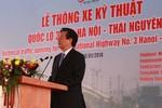 Cần 1.300 tỷ đống hoàn thành QL3 mới đoạn Hà Nội – Thái Nguyên