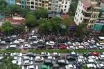 Hà Nội chưa cấm ngay ôtô trên tuyến đường Xuân Thủy - Cầu Giấy