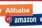 [Infographic] Alibaba vs. Amazon: Kẻ tám lạng, người nửa cân