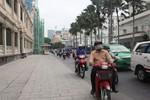 Hình hài đầu tiên về phố đi bộ ở Sài Gòn