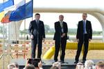 Slovakia khánh thành đường ống vận chuyển khí đốt EU-Ukraine