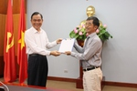 Ông Đinh Duy Hòa, Chuyên viên cao cấp, Vụ trưởng Vụ Cải cách hành chính, Bộ Nội vụ nghỉ hưu theo chế độ