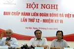 Cht nh&#226;n s cho Li&#234;n o&#224;n B&#243;ng &#225; Vit Nam (VFF)