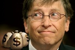Bill Gates li l&#224; ngi gi&#224;u nht th gii