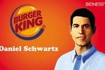 Bài học thành công của tân CEO Burger King