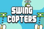 Swing Copters: Game mới của cha đẻ Flappy Bird ra mắt trong tuần