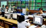 Thị trường tiếp tục điều chỉnh khi thông tin PMI tháng 3 được công bố