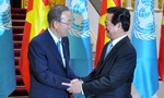 Thủ tướng hội kiến Tổng Thư ký Liên Hợp Quốc