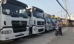 Ôtô tải Trung Quốc nhập khẩu tăng mạnh