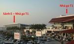 Chưa nên bán đứt nhà ga T1 sân bay Nội Bài