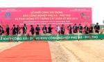 Khởi công khu công nghiệp Phú Hà trị giá gần 1.800 tỷ đồng