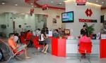 Techcombank: Cho vay khách hàng quý I tăng 2%, nợ xấu tăng 24%
