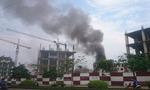 Hà Nội: Cháy lớn tại khu đô thị Văn Khê
