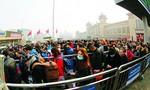 Người Trung Quốc ùn ùn đổ về thành phố sau Tết
