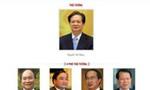 Ông Nguyễn Xuân Phúc, Vũ Văn Ninh là tân phó thủ tướng