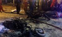 Đã có DNA của nghi phạm đánh bom Bangkok