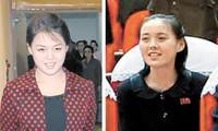 """Cuộc đua quyền lực giữa hai """"bóng hồng"""" thân cận Kim Jong Un"""