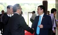 Phó Thủ tướng Vương Đình Huệ: Cam kết 4 năm nữa, vốn hóa thị trường chứng khoán Việt Nam tương đương 70% GDP