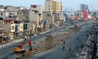 Hà Nội: Đẩy nhanh tiến độ dự án đường vành đai 1
