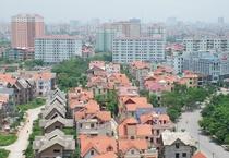 Giá nhà trung bình tại Hà Nội đạt mức 25,5 triệu đồng/m²