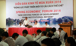 Diễn đàn Kinh tế mùa Xuân 2015