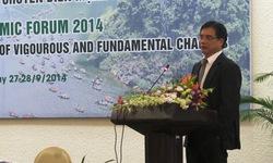 Diễn đàn kinh tế mùa Thu 2014