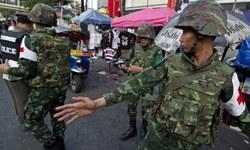Biểu tình dâng cao ở Thái Lan