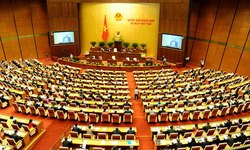 Các Luật thông qua tại Kỳ họp thứ 8-QH khóa XIII