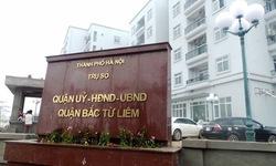 Tách huyện Từ Liêm thành 2 quận
