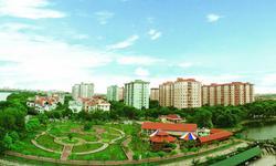 Chùm ảnh tiến độ dự án bất động sản tại Hà Nội