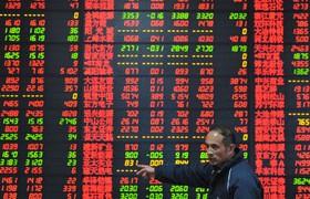 Chứng khoán Trung Quốc giảm mạnh nhất trong gần 6 năm