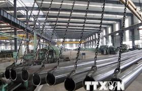 Việt Nam đứng thứ ba thế giới về nhập khẩu thép Trung Quốc