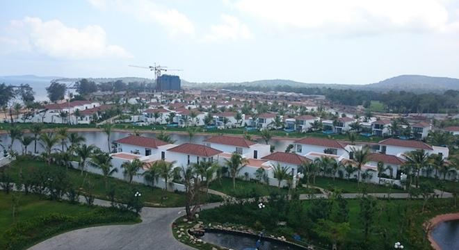 """Biệt thự triệu đô Phú Quốc hút dòng tiền giới """"siêu giàu"""" Thủ đô"""