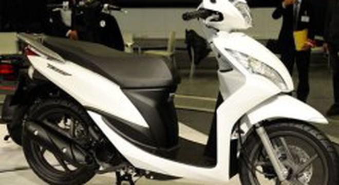 Xe tay ga mới nhất của Honda có giá 28,5 triệu đồng