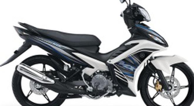Yamaha ra mắt xe Jupiter MX phiên bản 2013