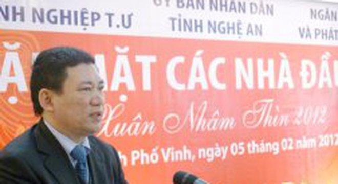 Cam kết đầu tư hàng ngàn tỉ đồng vào Nghệ An