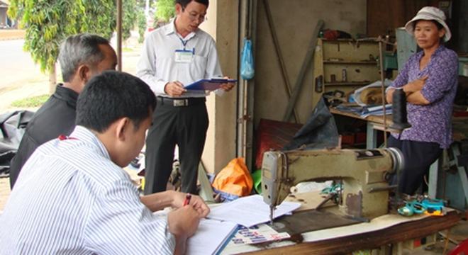 Đắk Lắk: 11 tháng tổng thu thuế và phí chỉ đạt hơn 67% dự toán cả năm