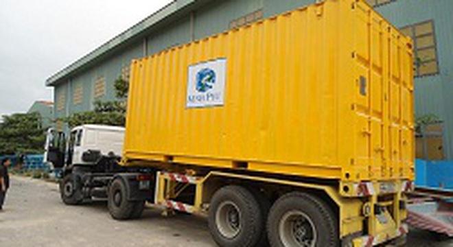 Doanh nghiệp thủy sản gặp khó trong vận chuyển nguyên liệu xuất nhập khẩu