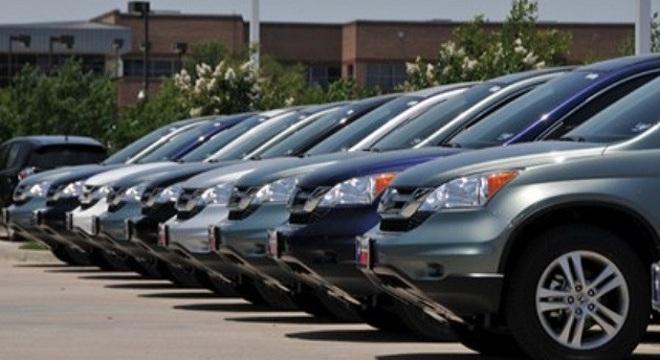 Doanh số bán ôtô của Mỹ tăng nhanh nhất trong 8 năm qua