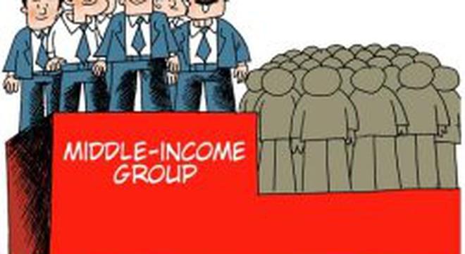 Bẫy thu nhập trung bình chỉ là trò lừa đảo?