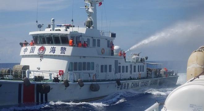Bức ảnh khiến người dân Trung Quốc không tin vào giải thích của Bộ Ngoại Giao Trung Quốc.