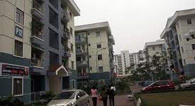 Bàn giao nhà thu nhập thấp Đại Mỗ vào tháng 1/2013