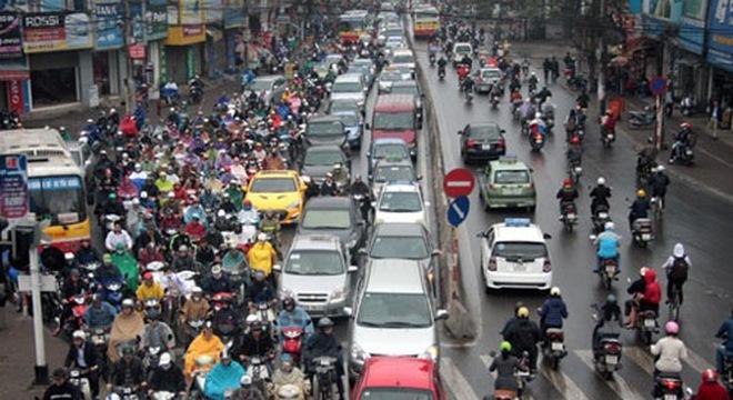 Hà Nội sắp mở rộng đường Trường Chinh