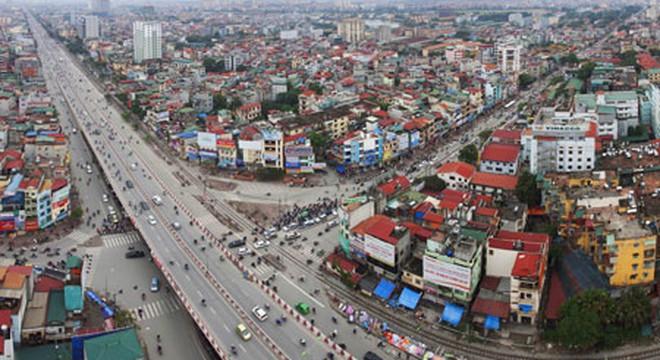 Thúc tiến độ Dự án phát triển giao thông đô thị Hà Nội
