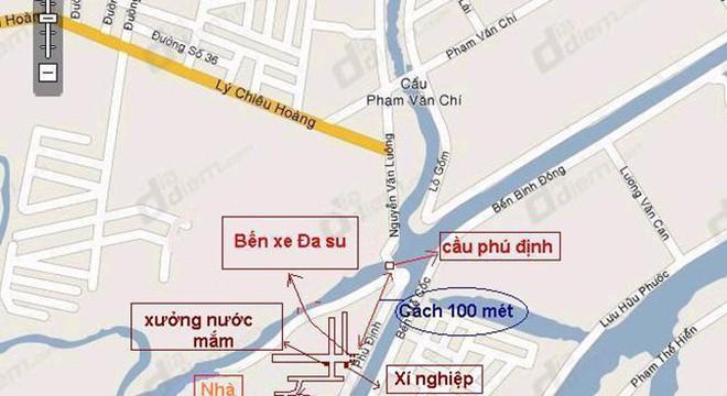 Cầu Phú Định sẽ khép kín hạ tầng và nối liền các khu đô thị phía Tây và Nam thành phố Hồ Chí Minh