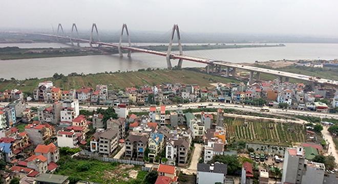 Hà Nội đầu tư 20.000 tỷ đồng phát triển đô thị hai bên đường Nhật Tân-Nội Bài