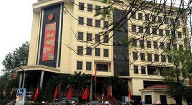 Hà Nội sẽ bán đấu giá đất trụ sở UBND quận Ba Đình