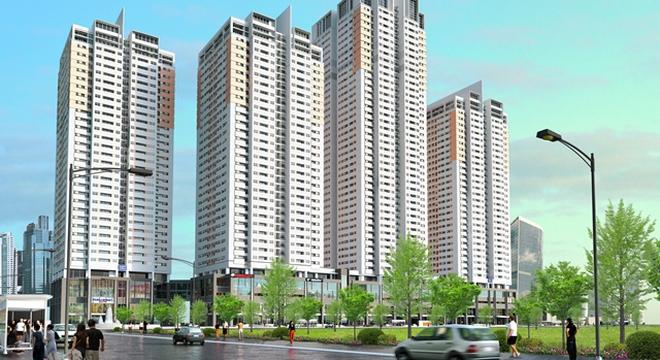 Những dự án chung cư nào sắp tung hàng tháng 4?